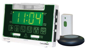 Picture of CentralAlert CA-360 Basic Bedside Alerting System