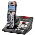 Serene Innovations CL-60A Amplified Cordless Phone