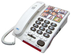 Serene Innovations HD-40S Outgoing Voice-Amplified Phone