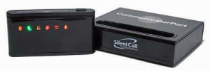 Picture of Silent Call Communicator Receiver with charger