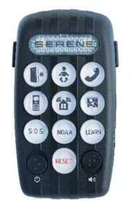 Picture of Central Alert Pager Receiver