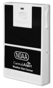 Picture of CentrAlalert Weather Alert Transmitter