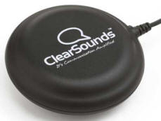 Picture of the Clear Sounds Bed Shaker HT-CSSHK