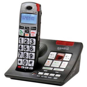 Picture of the Serene Innovations CL-60A Cordless Amplified Phone
