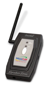 Picture of Silent Call Doorbell Transmitter
