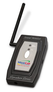 Picture of Silent Call Sound Monitor Transmitter