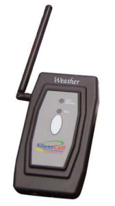 Picture of Silent Call Weather Alert Transmitter