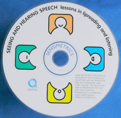 Picture of Seeing and Hearing Speech CD