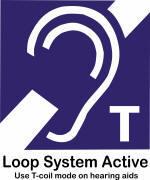 Hearing Loop Present symbol