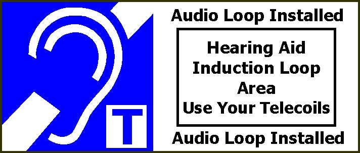 Signs For Loop Systems