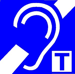 Picture of Telecoil Symbol
