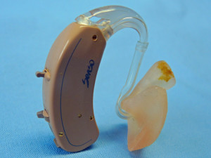 Widex Senso P38 Hearing AId