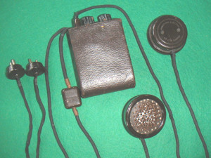 Multitone Vest Pocket Model (VPM) Hearing Aid