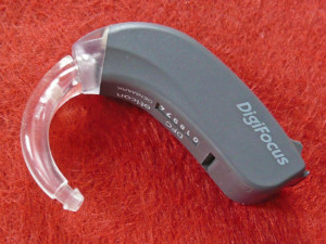 Oticon Digifocus Hearing Aid