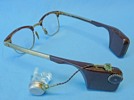 "Picture of Radioear ""Lady America Eyeglass Hearing Aid"