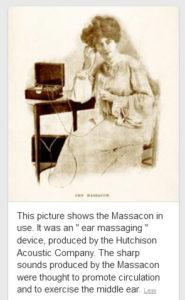 Massacon in use