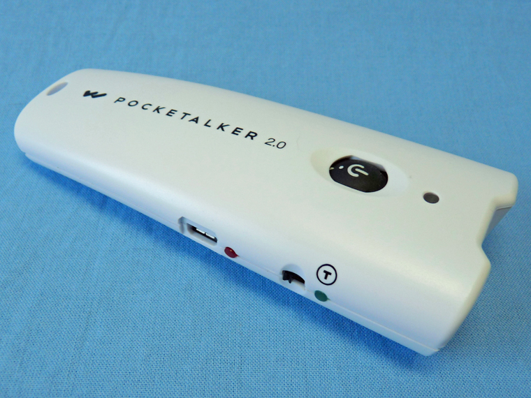 The PockeTalker 2.0—Love at First Sound