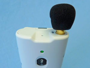 PockeTalker 2.0 with External Microphone