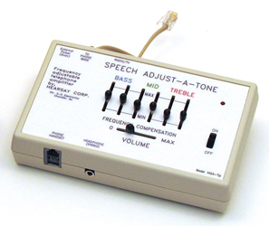 Speech Adjust-A-Tone Model HGA-Tp